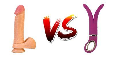 Что выбрать - вибратор или фаллоимитатор?